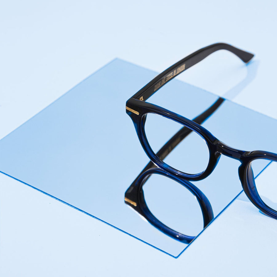 Pantone Colour of the year - Classic Blue with Cutler and Gross