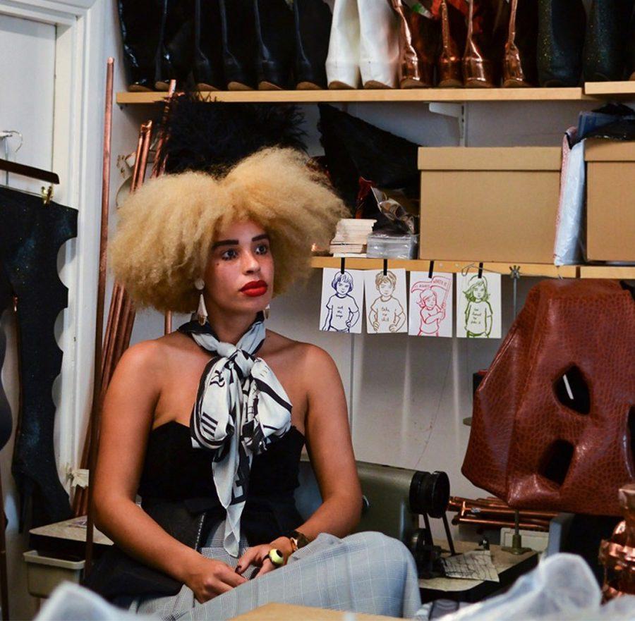 Sadie Clayton Art & Fashion