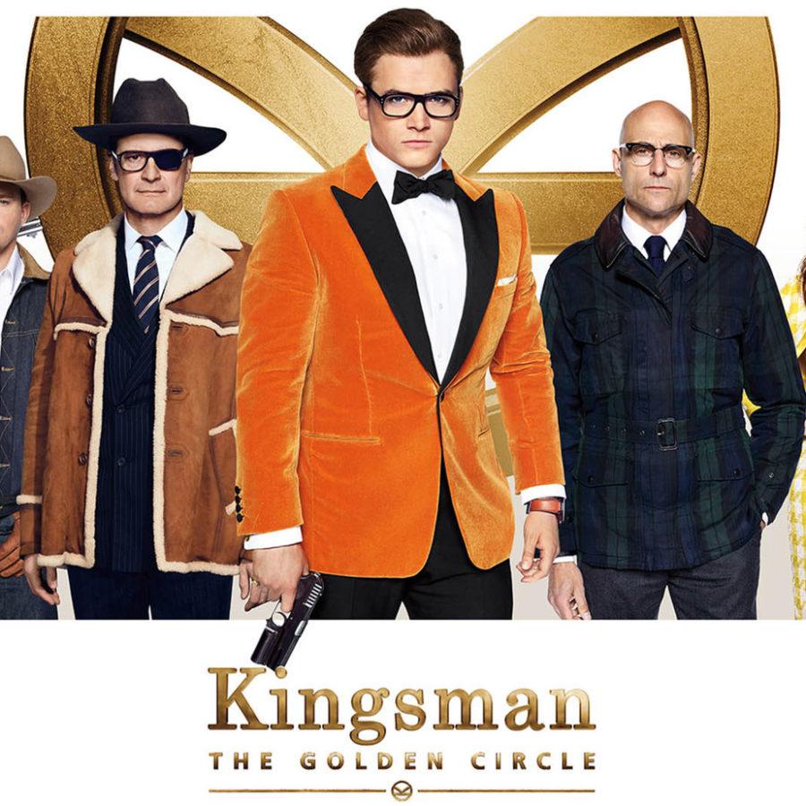 The Kingsman Films - Cutler and Gross Glasses