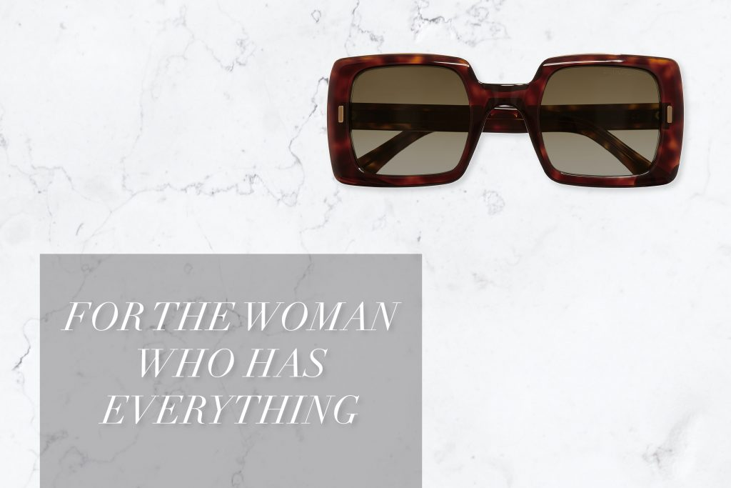 1326 Oversize Square Designer Sunglasses by Cutler and Gross